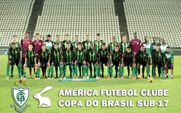c170a6f901 Coelhinho sub-17 classificado para a semifinal da Copa do Brasil ...