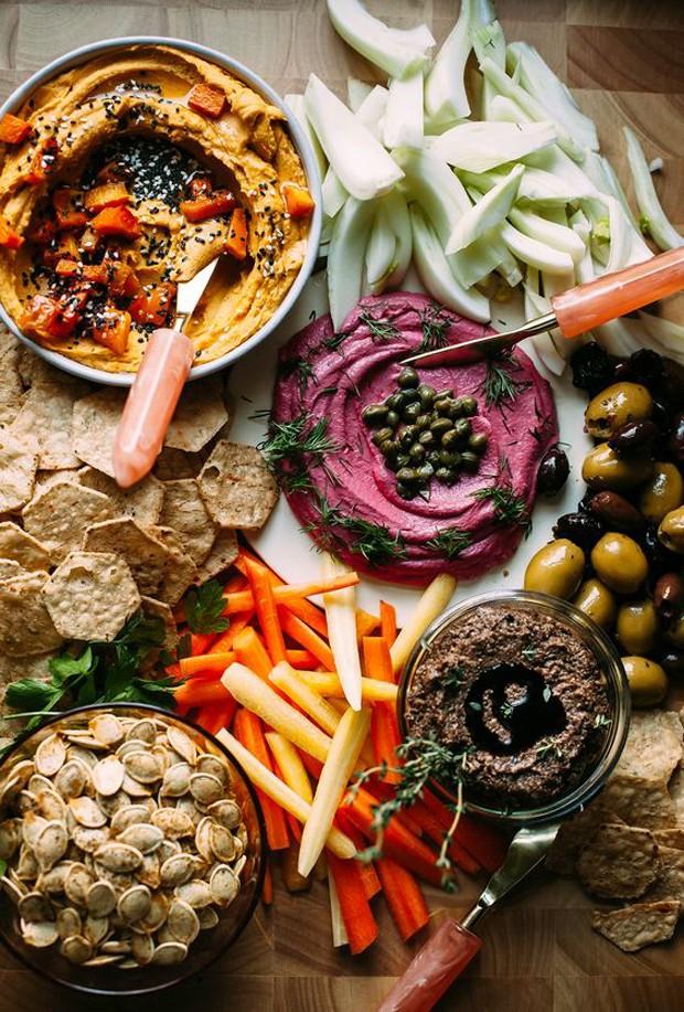 Nutricionista esclarece dúvidas sobre a dieta vegana (Foto: Pinterest)