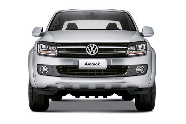 Volkswagen Amarok 2015 Highline (Foto: Divulgação)