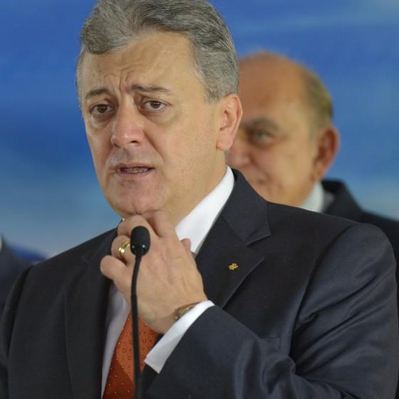 Ademir Bendine, presidente do BB (Foto: Wilson Dias/ Agência Brasil )
