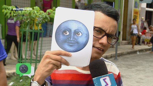 #Zapp: Diego Araújo vai às ruas de Manaus para saber quais os emojis mais usados nas redes sociais