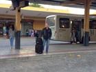 Pelo 2º dia seguido, Curitiba tem frota mínima de ônibus circulando nas ruas