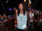 Campeã olímpica, Rafaela Silva curte carnaval na Bahia pela primeira vez