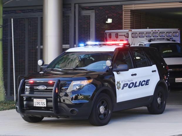 X17 - Puff Daddy é transferido para cadeia em Los Angeles, nos Estados Unidos (Foto: X17online/ Agência)