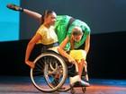 Encontro reúne grupos de dança com deficientes em Ponta Grossa