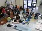 Estudantes reclamam de corte de benefícios e ocupam reitoria da Furg