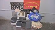 Família inteira é presa por praticar assaltos em Cuiabá