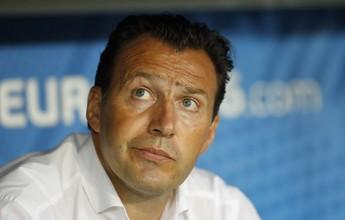 Marc Wilmots é demitido da Bélgica após eliminação nas quartas da Euro