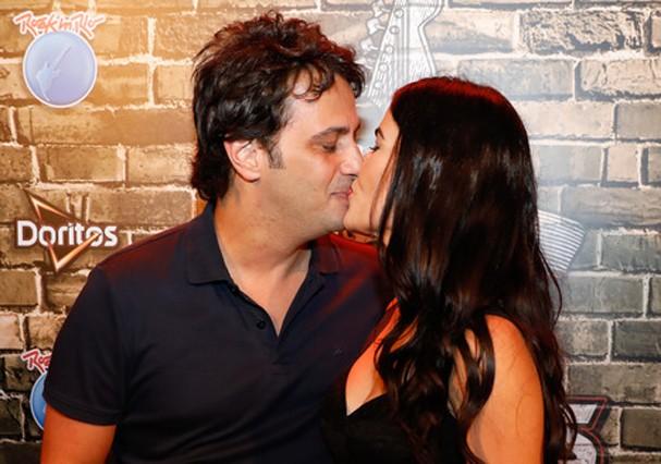 Vanessa Giácomo e Giuseppe Dioguardi (Foto: Felipe Panfili/Divulgação)