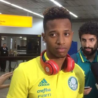 Tchê Tchê Palmeiras (Foto: Rodrigo Faber)