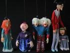Teatro de manipulação de bonecos é atração gratuita em Petrópolis, no RJ
