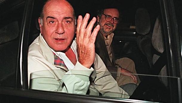 O ex-governador de Minas Gerais, Hélio Garcia (Foto: Acervo O Globo)