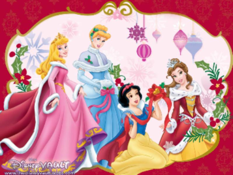 Papel de parede princesas da disney download techtudo - Princesse de walt disney ...