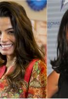 Emanuelle Araújo fala sobre cabelos brancos: 'Começando a aparecer'