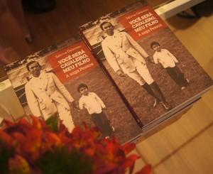 Rodrigo Pessoa livro biografia Hipismo (Foto: Thiago Benevenutte)