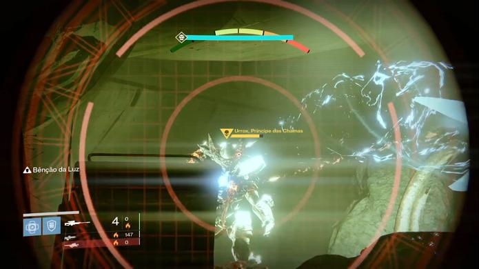 Snipers são ótimas opções para derrotar Urrox (Foto: Reprodução/Thiago Barros)