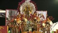 Veja como foi o desfile das escolas de samba de São Luís, MA