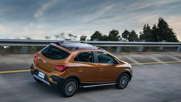 Chevrolet Onix (Foto:  )