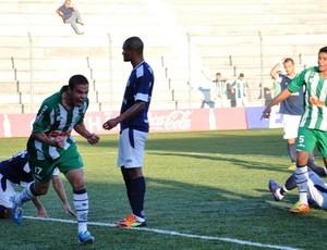 Gol de Morais não foi suficiente para o Juventude (Foto: Divulgação / Juventude)