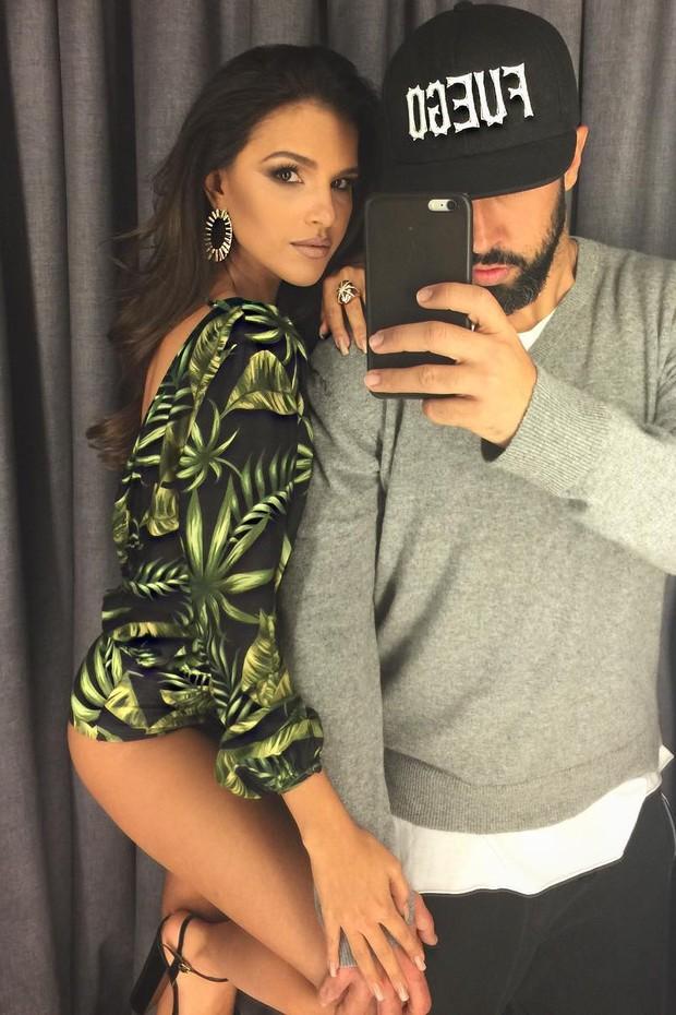 Mariana Rios e Yan Acioli (Foto: Instagram / Reprodução)