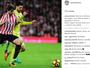 Zagueiro do Athletic Bilbao descobre câncer no testículo e será operado