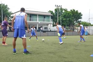 Dom Bosco, treinos (Foto: Robson Boamorte)