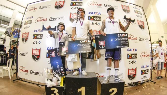 Argentino vence campeonato de BMX em Varginha (Foto: Blue Herbert)