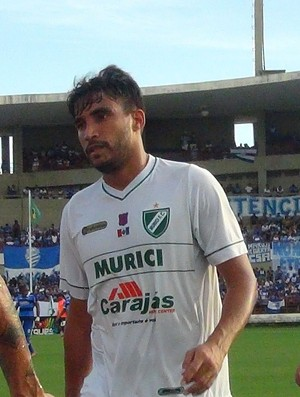 Murici (Foto: Viviane Leão/GloboEsporte.com)