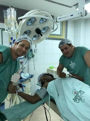 Gil Baiano, Sergipe (Foto: Reprodução / Facebook)