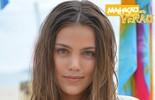 Pâmela Tomé ensina cuidados com cabelos loiros no verão: 'Costumo fazer banhos de creme'