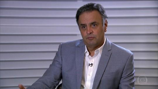 Defesa de Aécio Neves decide entrar com recurso no Supremo