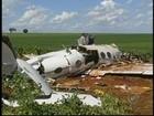Laudo que apura causas de queda de avião pode demorar até 2 anos