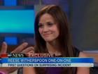Reese Witherspoon fala sobre prisão por desacato em programa de TV