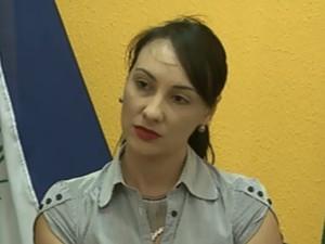 Lu Spilla deixa o cargo de prefeita de Ibaté (SP) (Foto: Reprodução/EPTV)