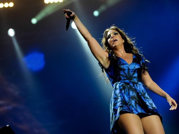 Ivete Sangalo comanda o show no Rock in Rio (Foto: Flavio Moraes/G1)