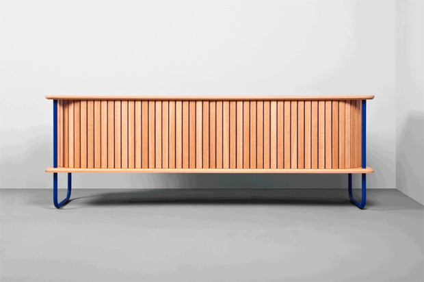 Aparador De Livros Acrilico ~ Simplicidade e leveza em aparador Casa Vogue Design