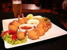 No AM, bolinho de camarão inspirado na Copa vence Comida di Buteco