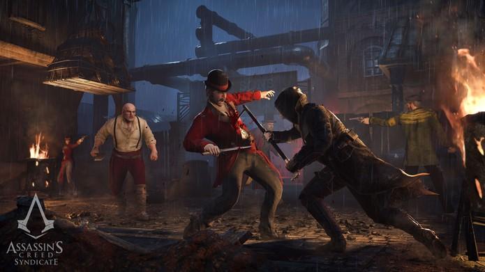 Gaste seus pontos de habilidade para passar de nível (Divulgação/Ubisoft)