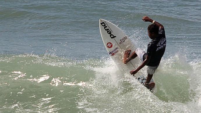 Surfe Paracuru Pena Little Monster (Foto: Lima Jr./Divulgação)