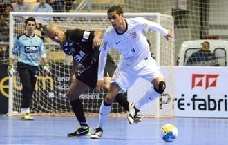 Douglas, ex-Corinthians, jogador do Orlândia (Foto: Henrique Porto / Avante)