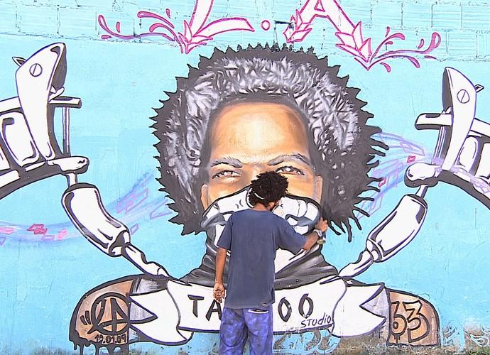 Grafite2 (Foto: Tv Sergipe)