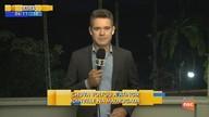 Joinville volta a ter registro de chuva durante a madrugada
