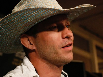 Donald Cerrone, UFC 197, MMA (Foto: Evelyn Rodrigues)