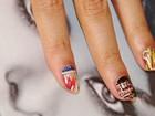Beyoncé mostra suas unhas com inspiração em Jean-Michel Basquiat