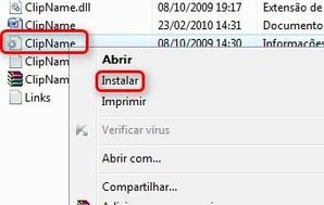 clipname download
