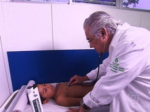 médico (Foto: globo repórter)