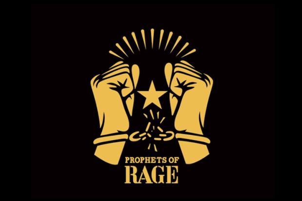Capa do single do 'Prophets of Rage' (Foto: Reprodução/Youtube)