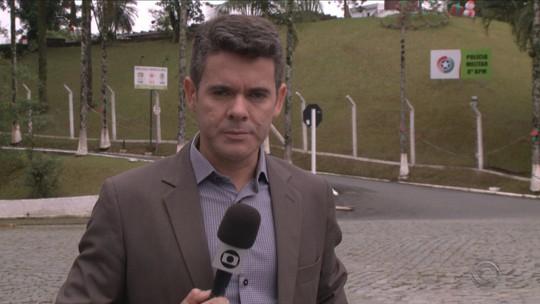 Liminar garante que ex-PM Brentano continue preso em batalhão em SC