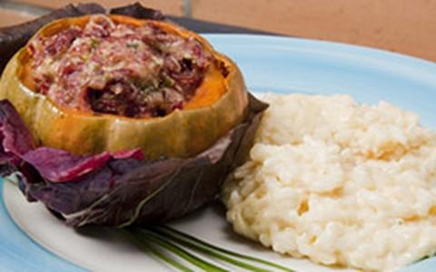 Carne-seca na moranga