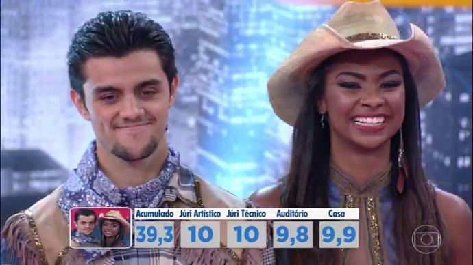 simas ranking  (Foto: tv globo)